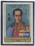Stamps Bolivia -  Presidentes de Bolivia