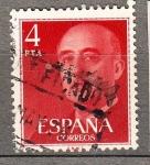 Sellos de Europa - España -  Gral.Franco (1002)