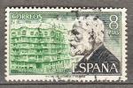 Sellos de Europa - España -  Ant.Gaudí (1009)