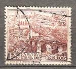 Sellos de Europa - España -  Puente de S.Martin (1011)