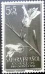 Stamps Europe - Spain -  Sahara Edifil 126 Me falta