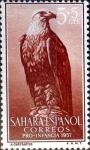 Stamps Europe - Spain -  Sahara Edifil 139 Me falta