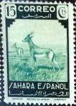 Stamps Europe - Spain -  Sahara Edifil 66 Me falta