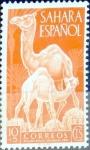 Stamps Europe - Spain -  Sahara Edifil 92 Me falta