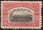 Stamps Europe - Spain -  Colegio de Huérfanos de Ferroviarios. Sin Valor Postal  1941 10 cents
