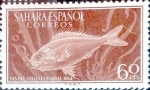 Stamps Europe - Spain -  Sahara Edifil 119 Me falta