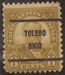 Sellos del Mundo : America : Estados_Unidos : Ulysses S Grant 1926 8 centavos 11x10