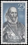 Stamps Spain -  66-01