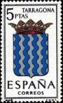 Stamps Spain -  65-03