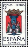 Stamps Spain -  65-05