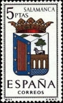 Stamps Spain -  65-08