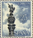 Stamps Spain -  65-20