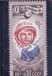 Stamps Russia -  AERONAUTICA- COMUNICACIONES