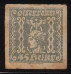 Sellos del Mundo : Europa : Austria : Newspaper Stamps