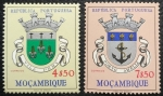 Sellos del Mundo : Europa : Portugal : Mozambique