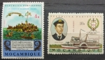 Stamps Portugal -  Mozambique