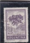 Stamps Argentina -  QUEBRACHO COLORADO