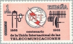Stamps Spain -  65-40