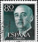 Stamps Spain -  65-57