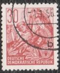 Sellos de Europa - Alemania -  Deutsche Demokratische Republik (distinto)