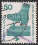 Sellos de Europa - Alemania -  Deutsche Bundespost Berlin