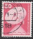 Sellos de Europa - Alemania -  Deutsche Bundespost