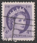 Stamps  -  -  Canadá