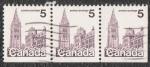 Sellos del Mundo : America : Canadá : Canadá trío