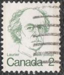 Sellos del Mundo : America : Canadá : Laurier
