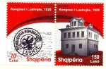 Stamps : Europe : Albania :  WEAPONS