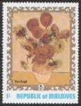 Stamps  -  -  Maldivas
