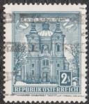 Sellos del Mundo : Europa : Austria : Republik Öfterreich