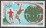 Sellos del Mundo : Africa : Benin : Coupe du monde de football