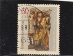 Stamps : Europe : Germany :  A R T E S A N I A