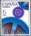 Stamps Spain -  67-05