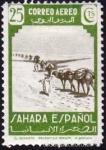 Sellos del Mundo : Europa : España : Sahara Edifil 74 Me falta