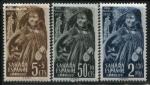 Stamps Spain -  Sahara Edifil    94-95 y 96