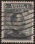 Sellos de Europa - Italia -  Vittorio Emanuele III  1916  de 15 a 20 centesimi