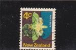 Stamps New Zealand -  MARIPOSA PURIRI MOTH
