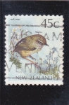 Stamps New Zealand -  A V E -