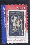 Stamps Australia -  50 ANIVERSARIO