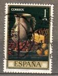 Sellos de Europa - España -  Menendez (1020)