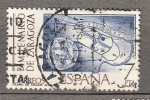 Sellos de Europa - España -  Bimilenario Zaragoza  (1024)