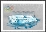Sellos del Mundo : Europa : Alemania :  72 H.B. - Olimpiadas de invierno Sarajevo 1984