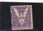 sellos de America - Estados Unidos -  E M B L E M A