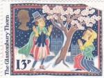 Stamps : Europe : United_Kingdom :  C U E N T O S