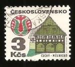 Stamps : Europe : Czechoslovakia :  INTERCAMBIO