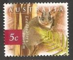 Sellos de Europa - Austria -  Leadbeaters Possum