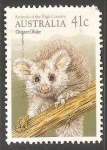 Stamps Australia -  Greater Glider