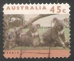 Stamps Australia -  Koala